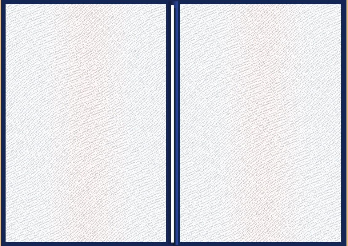 Киржачская типография Заказать продукцию Твердая обложка для диплома универсальная установленного образца